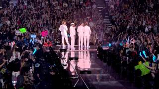 NKOTBSB Tour Live 02 Arena London - Full HD (Blu-Ray)