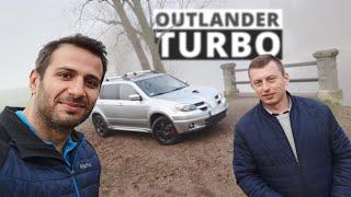 Mitsubishi Outlander Turbo - niech moc będzie z Tobą