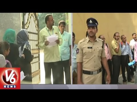Special Report On Elaborate Arrangements Set For Online TS EAMCET 2018 | V6 News