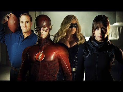 Flash Rocks, SHIELD's New Changes and... Coach Returns! - Channel Surfing Podcast, Episode 242