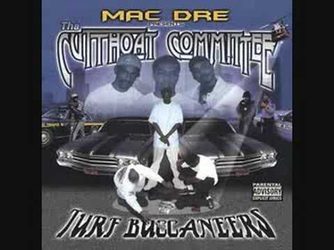 Mac Dre - Cutthoat Committee