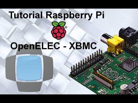 Tutorial 5 Raspberry Pi - XBMC Parte 1