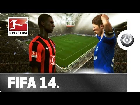 Schalke vs. Hertha Berlin - FIFA 14 Prediction with EA Sports