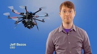 Amazon CEO Apologizes for Drones (Amazon Prime Air)