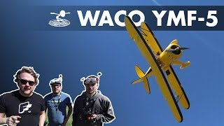 Mid-Air collision with the Waco YMF-5