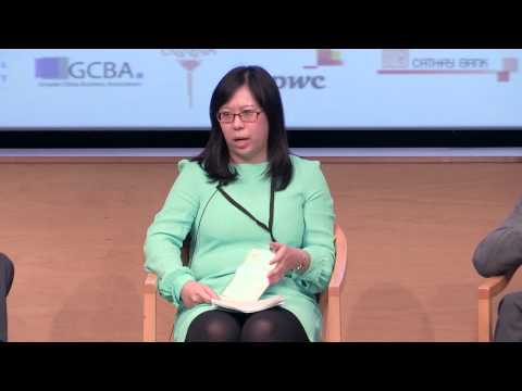 Wilbur K. Woo Greater China Business Conference - Real Estate Panel