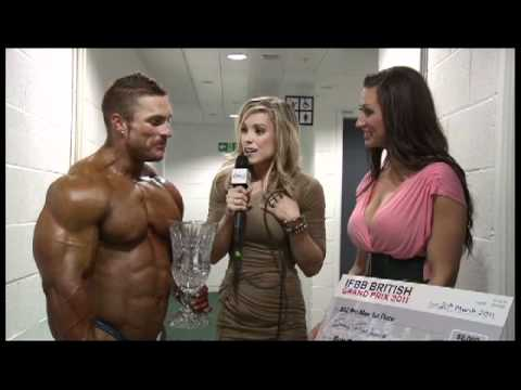 Exclusive backstage interview with Flex Lewis at the British Grand Prix thumbnail