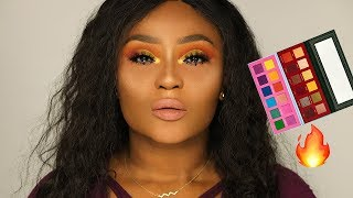 I'm CRAZY for moving out of California | Trying new makeup | Chit Chat GRWM