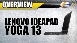 Newegg TV_ Lenovo IdeaPad Yoga 13 Ultrabook Overview