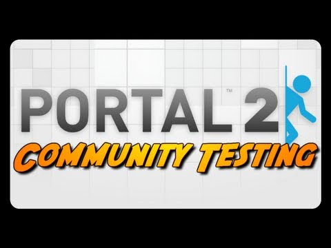 Portal 2: You Better Run Forrest! (Community Chambers)