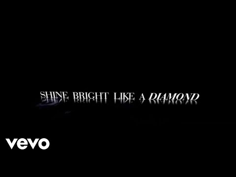 Rihanna - Diamonds (Lyric Video) Video Download