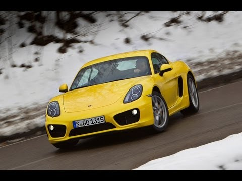 2013 Porsche Cayman review - NEW at www.autocar.co.uk