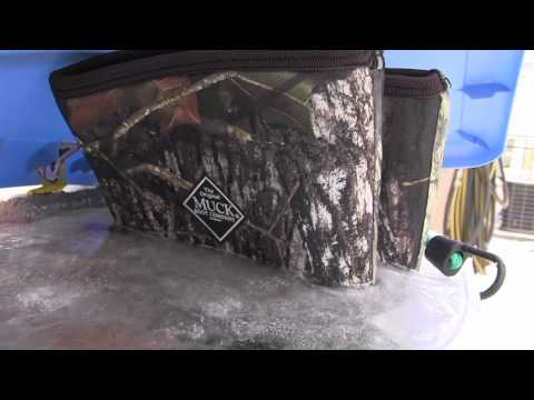 Extreme Testing - MUCK BOOTS 2013