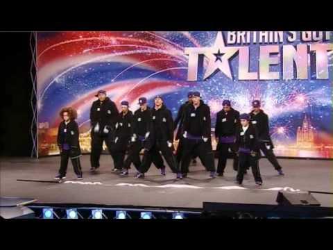 Diversity (dance Act) - Britains Got Talent 2009 High Quality video