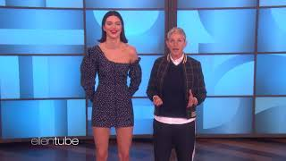 Kendall Jenner Plays High Fashion