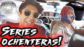 Daniel Sosa & Escorpión Dorado al Volante en el Auto increíble