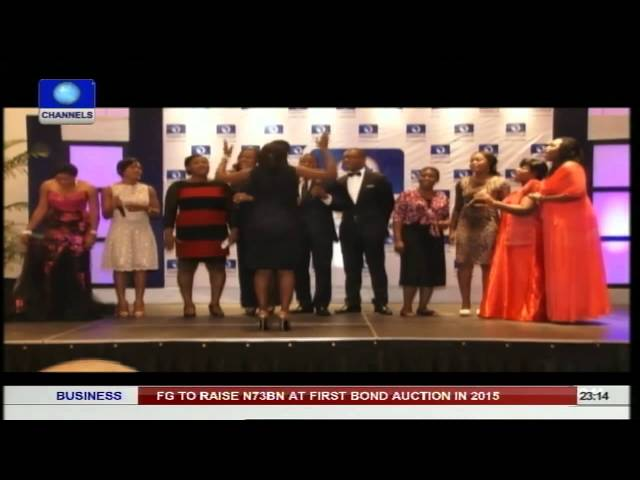 Metrofile: ChannelsTV Hosts Staff To A Glamorous End Of Year Party pt 2