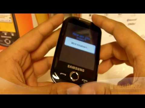 (hd) Review   Vorstellung: Samsung Gt-s3650 Corby 1 2   Bestboyz video