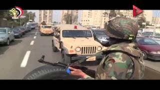 """انتشار قوات حماية المواطنين في المحافظات تنفيذا لقرارات """"الدفاع الوطني"""""""