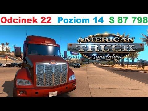 American Truck Simulator PL #22 Tour De Mapa Część 2