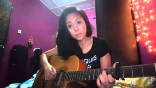 ADA APA DENGAN CINTA - BIMBANG by Melly Goeslow Acoustic Cover