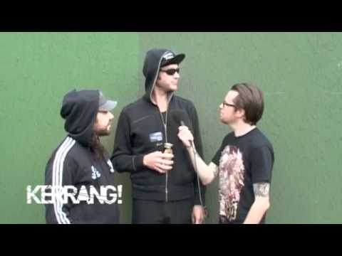 Kerrang! Download 2012: Killswitch Engage