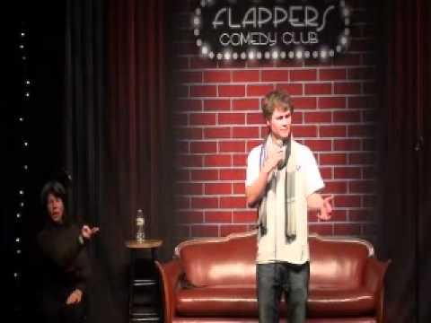 Drew Lynch Comedian Drew Lynch Gets 1st Place in
