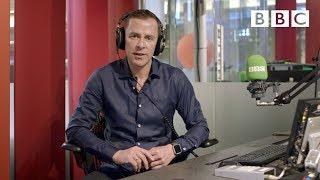 Scott Mills' Lifeline Appeal for Multiple Sclerosis Trust - BBC