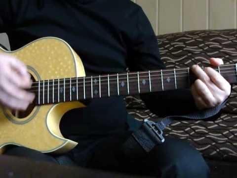 2. Bicie Gitarowe Nr 1. - Nauka Gry Na Gitarze.