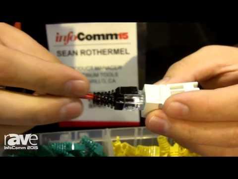InfoComm 2015: Platinum Tools Demos EZ-Data Lock