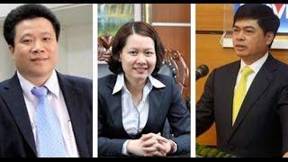 Bình luận về ông Hà Văn Thắm và cha con ông Trầm Bê