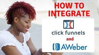 Aweber and ClickFunnels Integration