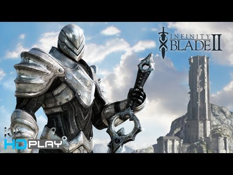 Infinity Blade 2 - iPhone/iPad HD Gameplay (Game Ending)