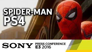 Spider-Man - Official E3 2016 Trailer