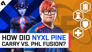How NYXL Used Big Boss Pine To Defeat PHL Fusion | Behind The Akshon