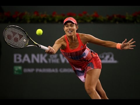 2016 BNP Paribas Open Second Round | Ana Ivanovic vs Camila Giorgi | WTA Highlights