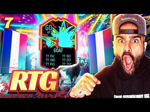 OMG WE GOT AN OVERPOWERED PLAYER!! #FIFA20 Ultimate Team Road To Glory #07