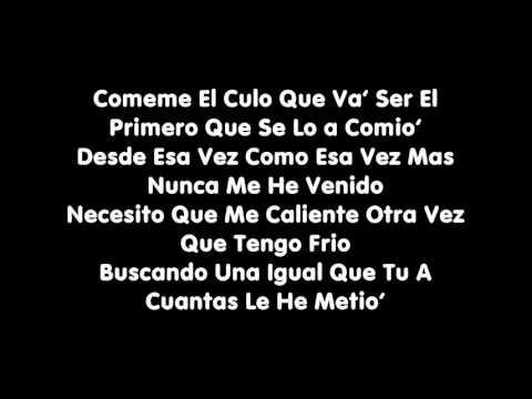 Sexo En Fuego Lyrics - Los Master Plus