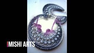 Crochet Jewelry - Inspiration