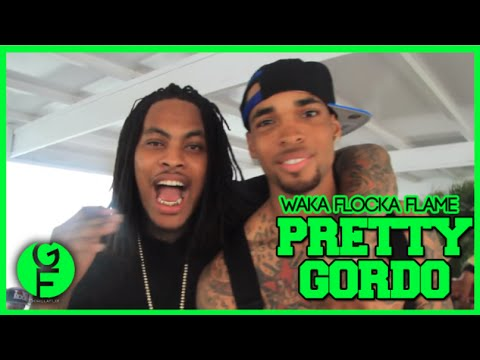 Waka Flocka - Pretty Gordo Freestyle