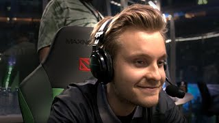 How JERAx BECOMES MVP of TI8!!! STUDENT SCHOOLS the MASTER!!!