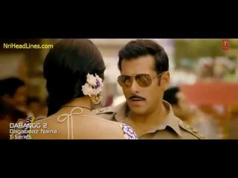Dagabaaz Re hindi Song from Dabbang 2 movie