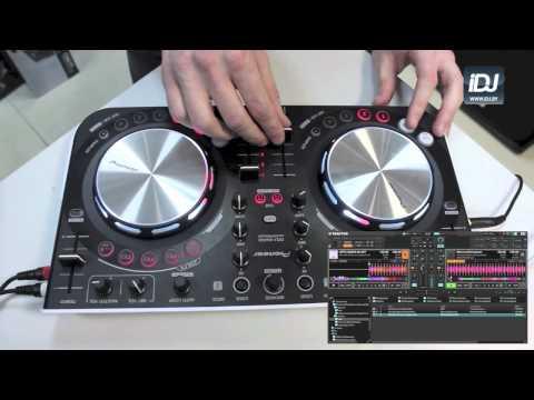 Numark Mixtrack Pro vs Pioneer WeGo сравнение от iDJ.by