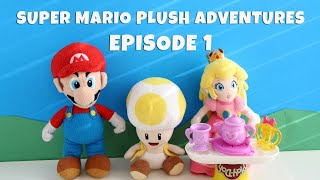 Super Mario Plush Adventures Episode 1 (Fun Playtime Reviews)