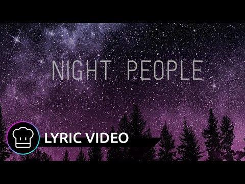 Fly By Nite ft. Amanda Fondell - Night People (Lyric Video)