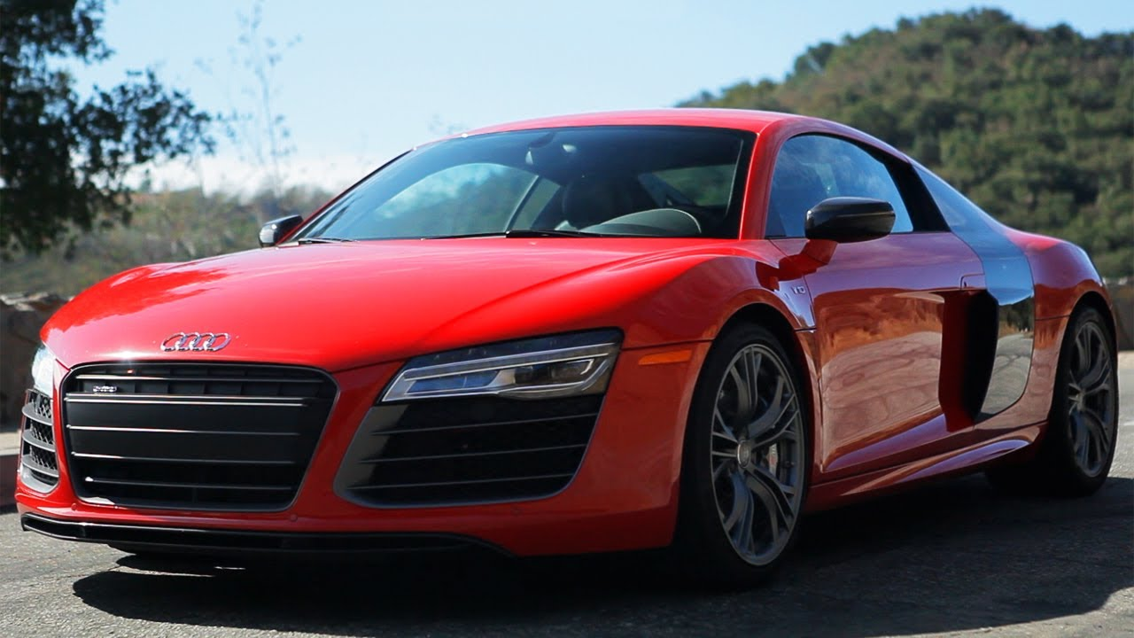 The One With The 2014 Audi R8 V10 Plus Coupe World S