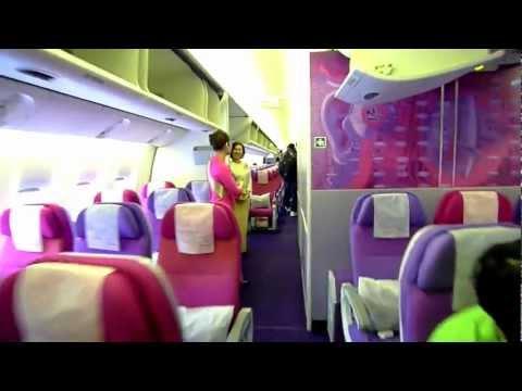 THAI Airways BKK-ICN-LAX