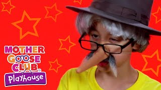 Old Man with a Nose + More | Mother Goose Club Playhouse