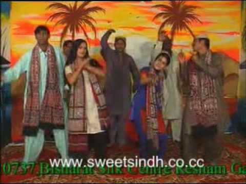 Sindhi Dance on Jeay sindh jeay  Ahmed Mughal