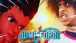 WHEN YOU TAKE ANIME GAMES TOO SERIOUSLY??!! (ft.Jump Force)
